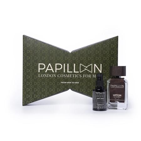 Papillon Christmas pack Upton 50 ml+Anti Age 30 ml