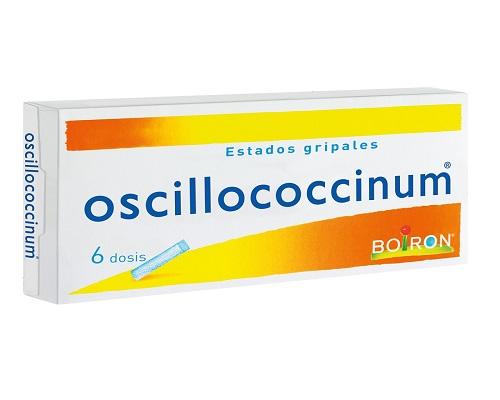 Oscillococcinum 0,01 mL/1 g x 6 glóbulos