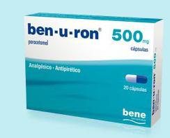 Ben-U-Ron 500mg