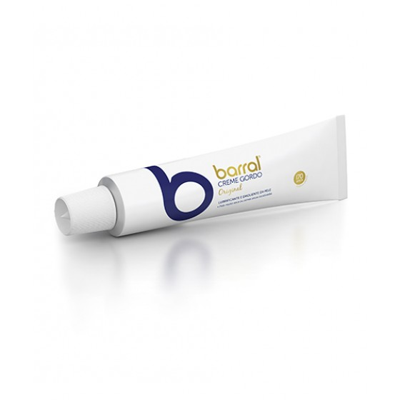 Barral Creme Gordo 80ml