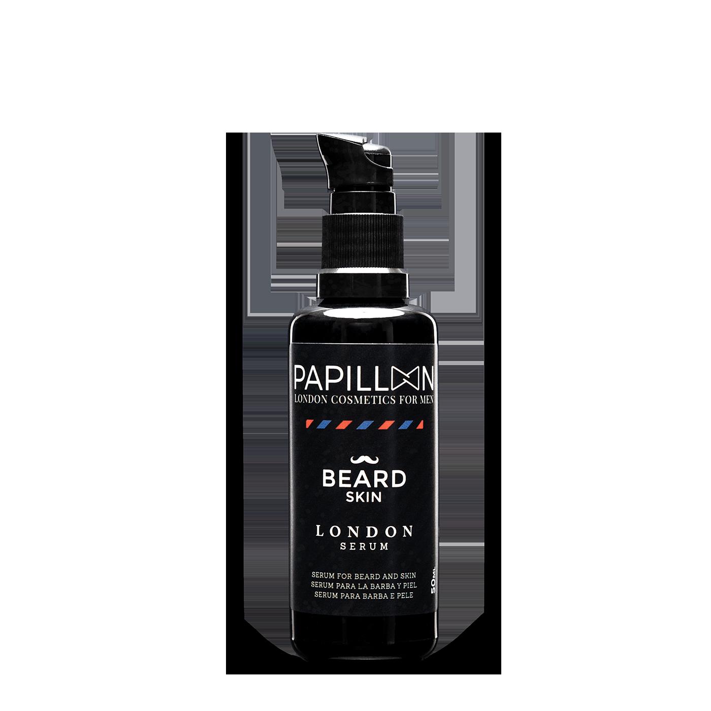 Papillon Serum Beard and Skin 50ml