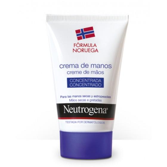Neutrogena Maos Creme Concentrado com perfume 50ml