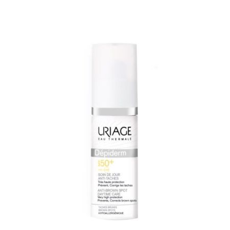 Uriage Depiderm  Creme  Anti-Manchas SPF50+ 30ml