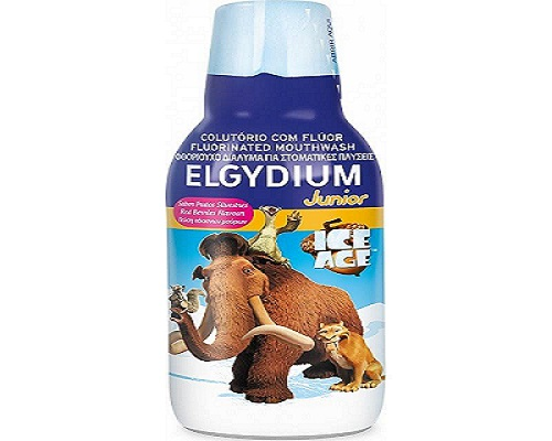 Elgydium Junior Colutório Fluor Idade do Gelo 500ml