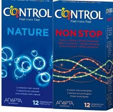 Control Nature Preservx12+Non Stopx12