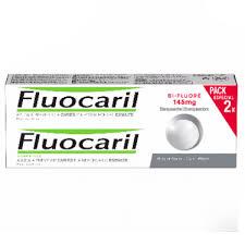 Fluocaril Pasta de Dentes Branqueadora Duo