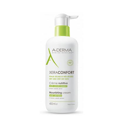 A-Derma XERACONFORT Creme Nutritivo Anti-Secura 400ml