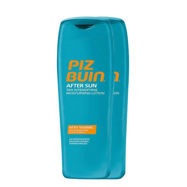 Piz Buin After Sun Loção Intensificadora de Bronzeado 200ml Duo