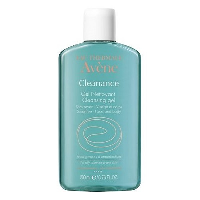 Avene Cleanance Gel de Limpeza 200ml