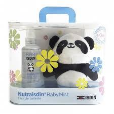 Nutraisdin Baby Mist Água de Colónia 200ml +OFERTA Panda
