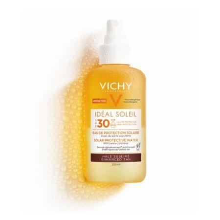 Vichy Ideal Soleil Agua Protetora Bronzeadora SPF30 200ml
