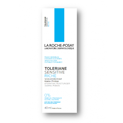 La Roche Posay Toleriane Sensitive Creme Rico Protetor Apaziguante 40ml