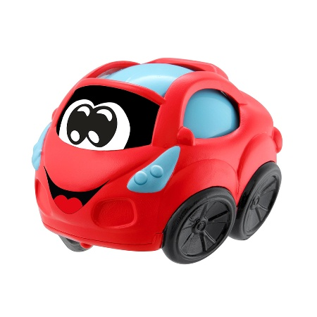 Chicco Turbo Ball Vermelho 1-4a