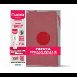 Mustela Maternidade Creme Prevenção Estrias c/ Perfume + OFERTA Bolsa de Toilette