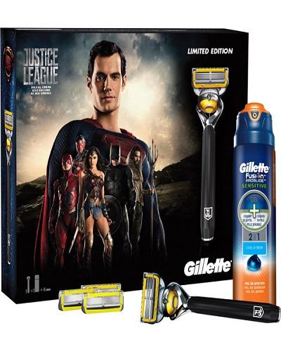 Gillette Pack Proshield Justice League Superman