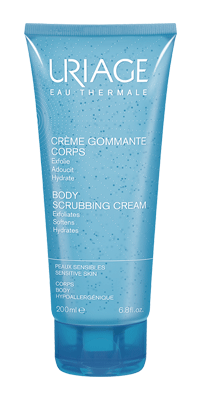 Uriage Creme Exfoliante Corpo 200ml