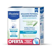 Mustela Bebe Balsamo Reconfortante Peito 40 ml +OFERTA Aspirador Nasal