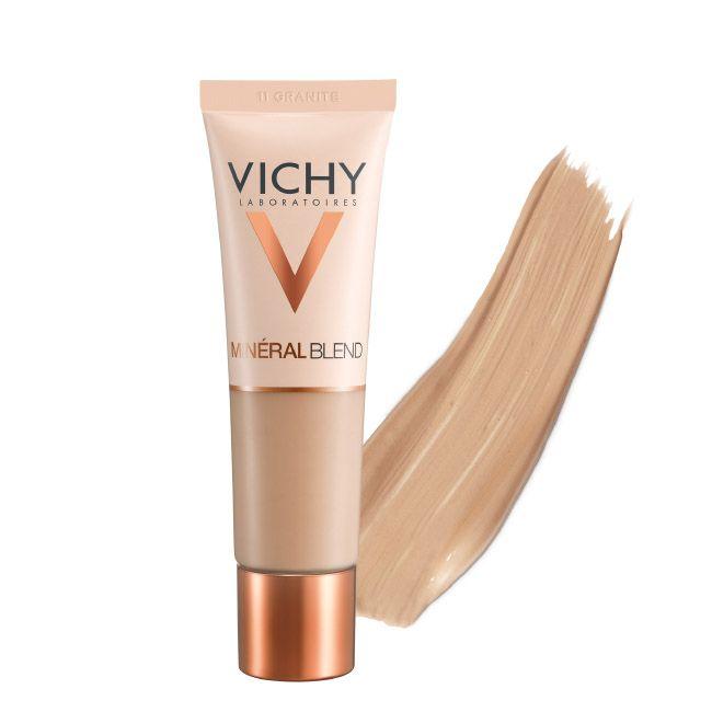 Vichy Mineralblen Fond de Teint Hidratante Fixação Fresca 16H - Tom Granite 11