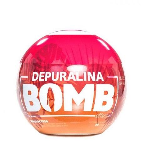 Depuralina Bomb Effect Caps X60 Bola