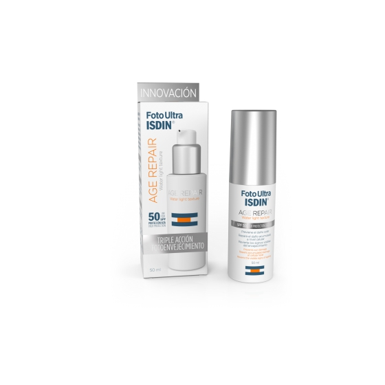 Isdin FotoUltra Age Repair Water Light Texture SPF50+ 50ml