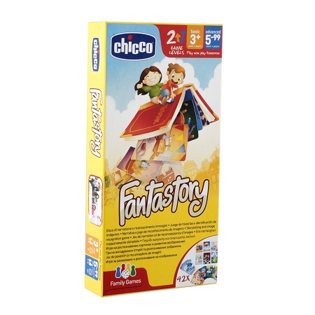 Chicco Historias Fantasticas 3a+