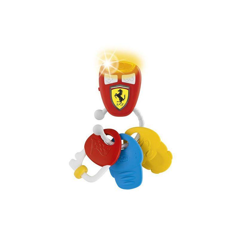 Chicco Chaves Eletrónicas Ferrari