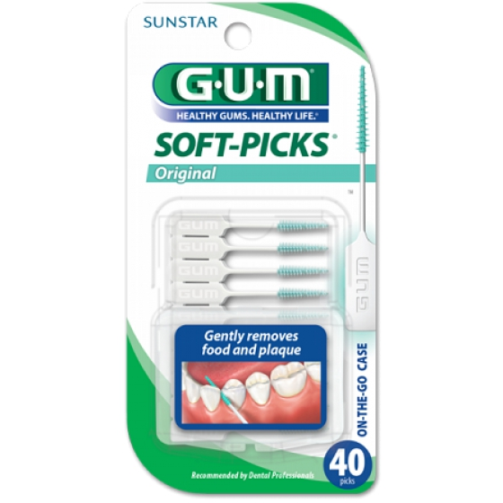 Gum Soft Picks 632 X40