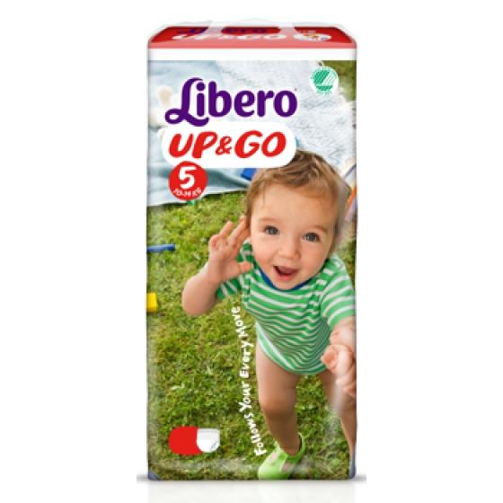 Libero Up Go Tam 5 (10-14 Kg) X 22