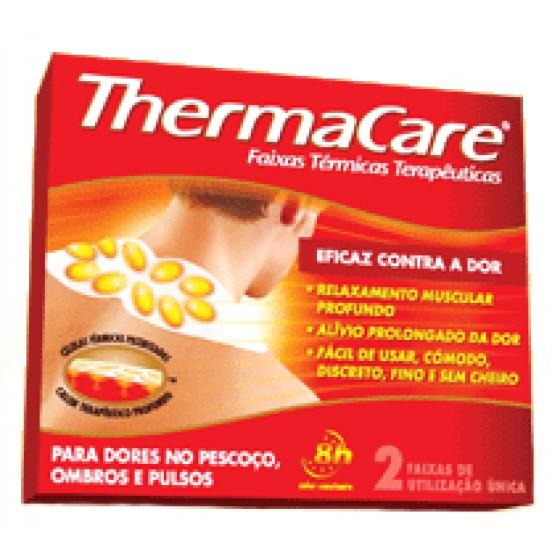 Thermacare Faixa Termica Pescoço, Ombro e Pulso X2