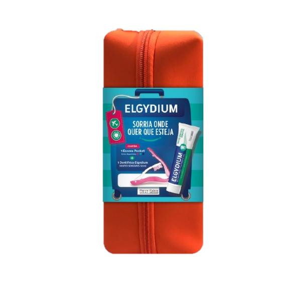 Elgydium Kit Verão Dentes Sensíveis