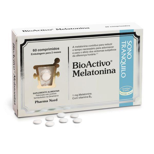 Bioactivo Melatonina Comp X60