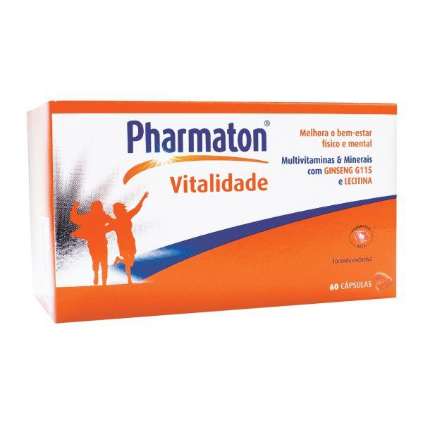 Pharmaton Vitalid Caps X30 + Desc 3e