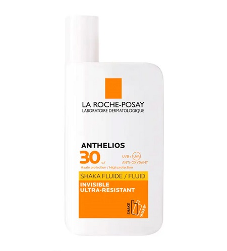 La Roche Posay Anthelios Fluído Shaka FPS30 Sem Perfume 50ml