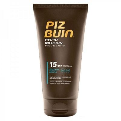 Piz Buin Hydro Infusion Gel-creme Solar SPF15  150ml