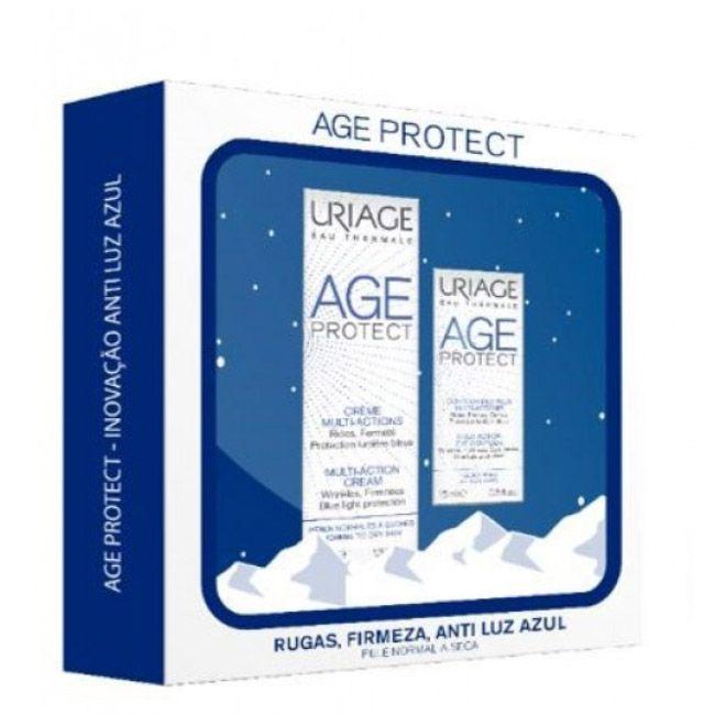 Uriage Age Protect Creme 40ml+ OFERTA Creme de Olhos 15ml
