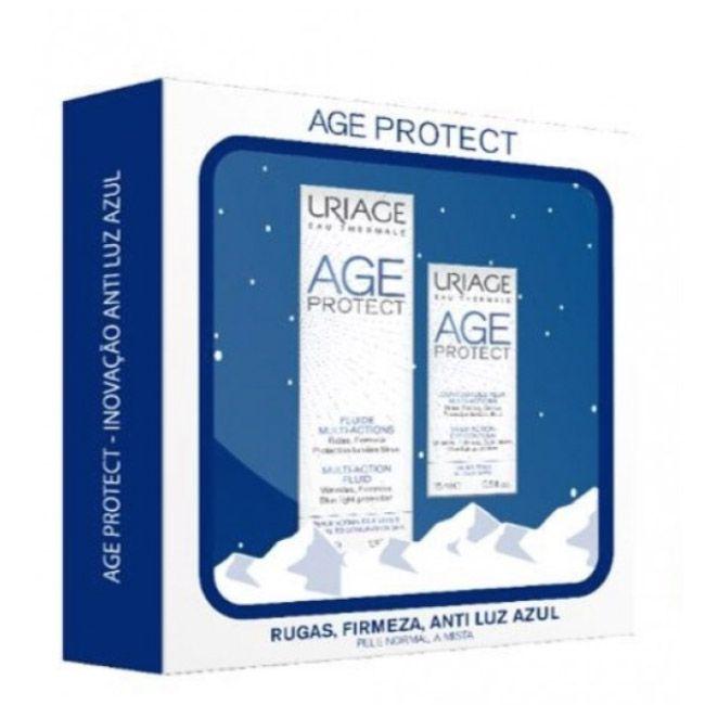 Uriage Age Protect Fluído 40ml + OFERTA Creme de Olhos 15ml