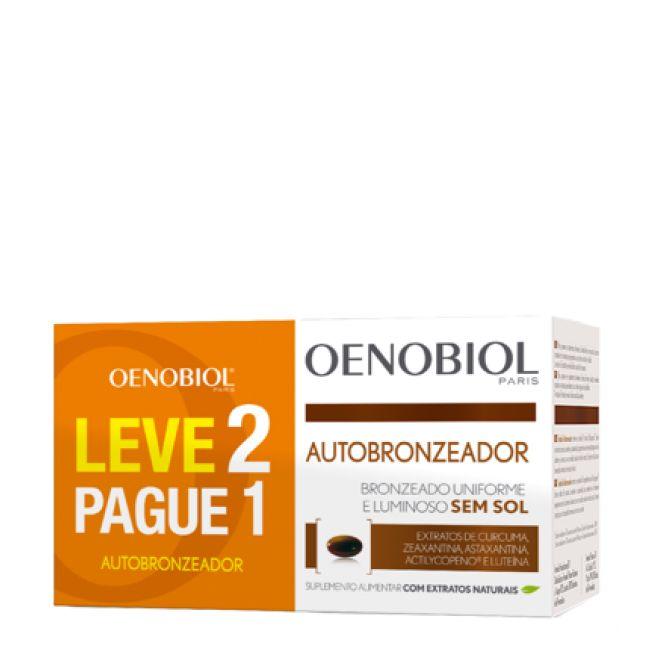 Oenobiol Autobronzeador Duo