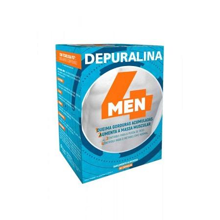 Depuralina 4 Man Caps X60 cáps(s)