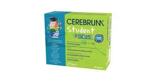 Cerebrum Student Focus Caps X30