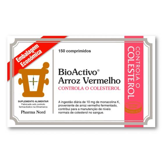 Bioactivo Arroz Vermelho Comp X150 comps