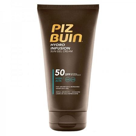 Piz Buin Hydro Infusion Gel-creme Solar SPF50 150ml
