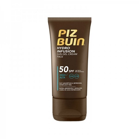 Piz Buin Hydro Infusion Face SPF50 50ml