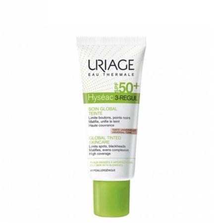 Uriage Hyseac  3-Regul Creme de Cor SPF50+ 40ml