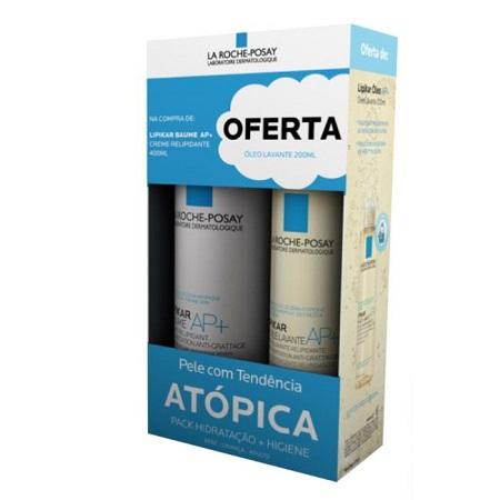La Roche Posay Pack Pele Atopica Lipikar Baume Ap (+) +OFERTA Oleo Lavante Ap (+)