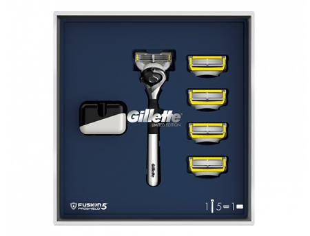 Gillette Pack Fusion 5 Proshield EDIÇÃO LIMITADA