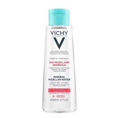 Vichy Pure Thermal Agua Micelar Peles Sensíveis 200Ml