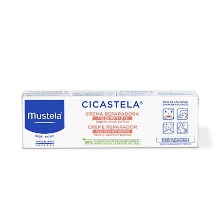 Mustela Bebe Cuid Cicastela Cr Repar 40Ml