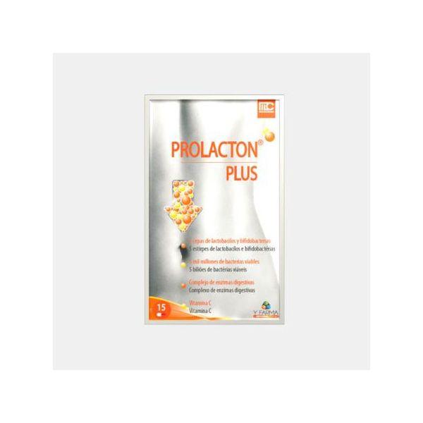 Prolacton Plus Caps X15 cáps(s)