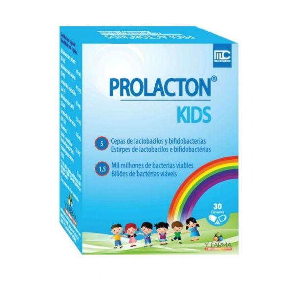 Prolacton Kids Caps X30