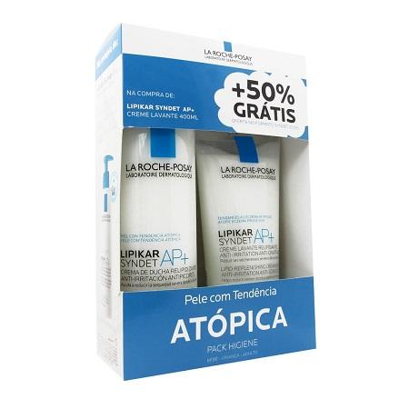 La Roche Posay Pack Lipikar Syndet Ap(+)400ml+200ml